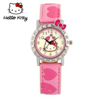 Jual Hello Kitty kartun gadis tahan air siswa menonton anak anak menonton Online Murah