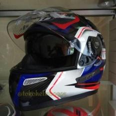 Helm KYT K2 Rider Carbone White Original