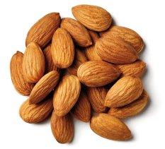 HouseOfOrganix Natural Whole Almond 100 Gr