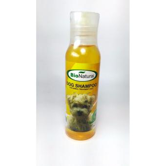 Harga Bio Natural - Dog Shampoo Lemon
