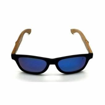 Detail Gambar Kalibre Eyewear Kacamata Hitam Pantai Beach Fashion  Sunglasses Anti Uv Anti Silau Polarized Blue bd527ccc31