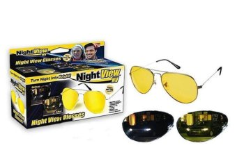 Harga Glass Pro+ Night View Kacamata Anti Silau UV-A & UV-B ( Premium Edition )