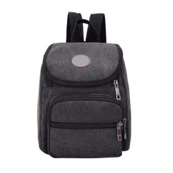 New Canvas Men Leisure Backpack Multifunction Outdoor Sport Shoulder Bag - intl, 153.000, Update. Men's Canvas Casual Shoulder Bag Messenger Bag Khaki ...