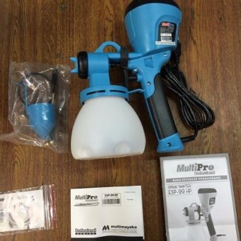 Harga MultiPro Electric Spray Painter / Spray Gun Cat Semprot ESP 99HP