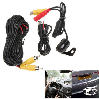 Harga 170 Degree CMOS Anti Fog Night Vision Waterproof Car Rear View Reverse Backup Camera