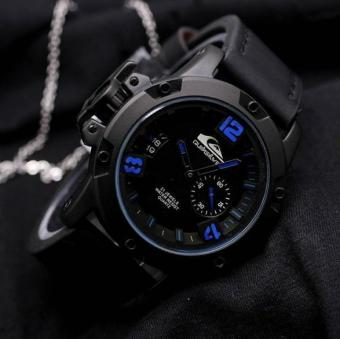 Jam Tangan Quiksilver 350g Premium ( Hitam Biru ) ...