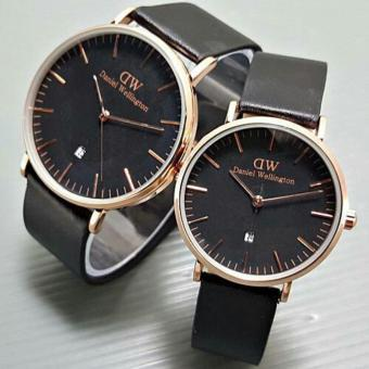Daniel Wellington Couple - Jam Tangan Couple DS ...