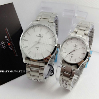 Hegner Couple Edition D43h400hg1228mlksgp Date Jam Tangan Pasangan Source · Hegner Jam Tangan Couple Stainless Steel