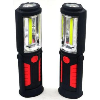 Harga Lampu Gantung Service Mobil Outdoor Emergency Lamp - Red/Black