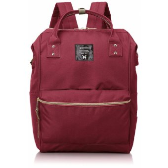 Harga [Anello] backpack cap mouthpiece rucksack AT-B0193A wine - intl