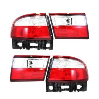 OTOmobil Stop Lamp Tail Lights + Reflector Toyota Corona 1992-1995 ST191 Kristal – SU-TY-11-02-135+14-02-117 – Set ...