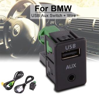 ... VW Passat Golf GTI MK5 MK6, 151.410, Update. USB Aux Switch+Wire Cable Adapter for BMW 3 5 Series E87 E90 E91 E92 X5 X6 AC516 - intl ...