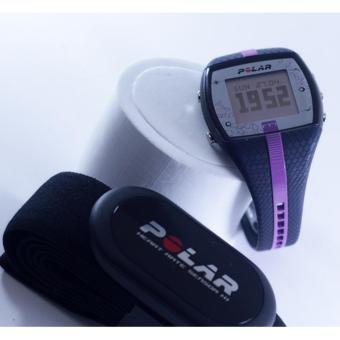 Harga Polar FT7 Jam Tangan Heart Rate Monitor HRM Blue/Lilac