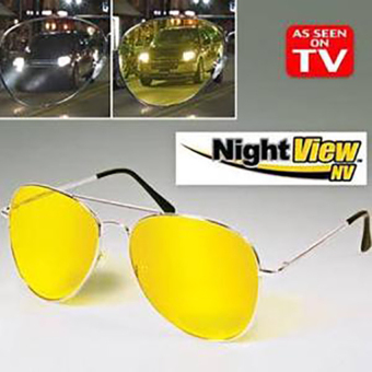 Harga Random House Night View Glasses Vision - Kacamata Anti Silau