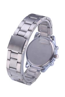 Geneva 640135 Jam Tangan Wanita Crystal Embellished Dial Silver Source · Geneva 632644 Jam Tangan Wanita