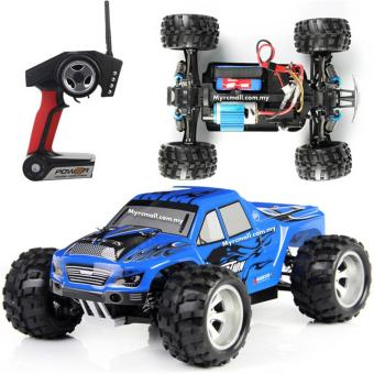 RC Monster Truck Scale 1:18 2.4Gh 4WD RTR WLToy VORTEX .