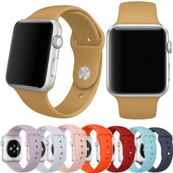 ... Apple Watch iWatch 38 mm. Source · Silikon Lembut Perhiasan Band Tali Pengikat Dengan Konektor Source · Review Dan Harga Allwin Perhiasan Logam
