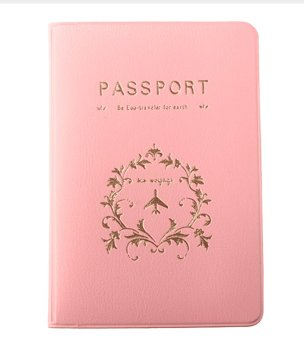 Harga Cocotina Women Travel Essentials Passport Cover ID Card Protector Case