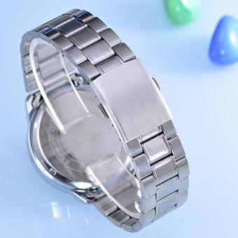 White Dial – Stainless steel band -. Source ... Cenozo .