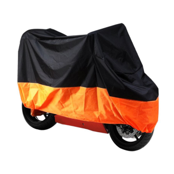 niceEshop XXL semua sepeda motor besar musim tahan air untuk menutupi Harley Davidson Honda Kawasaki Yamaha Suzuki ...