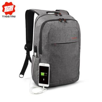 Harga Tigernu Anti-thief Light Weight Backpack With USB Charging Port For 12-15inches Laptop3090USB - intl