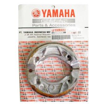 Yamaha Genuine Parts Suku Cadang Motor Kampas Rem 5TPF530K0100