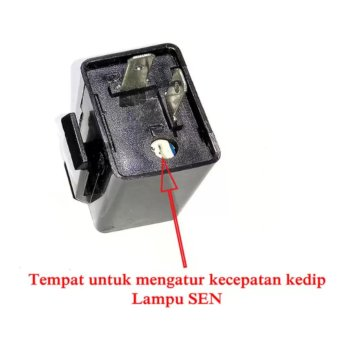Harga Flasher Sen Led For Motor