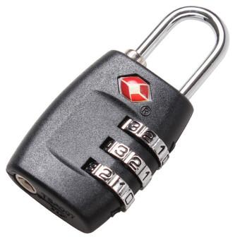 Mini 3 Digit Kode Kombinasi Brankas Keamanan Perjalanan Bagasi Kunci Source · 2 buah 3 digit
