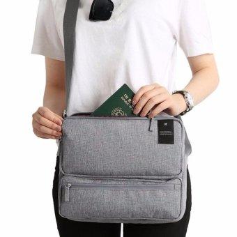 KOREAN POUCH BAG Tas Kecil Serbaguna Tas Kosmetik Tas Travel Source · Korean Travel Organizer Abu