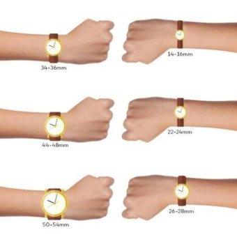 Bonia - Jam Tangan Wanita - Rosegold-Putih - Stainless Steel - BNB10311- 2515S