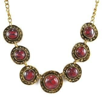 ... Accessories Panjang 54 Cm Merah Emas. Source. Source · 1702k014 Modern Necklace Source · Foto Produk Ofashion Aksesoris Kalung XX CA 1705k079 .