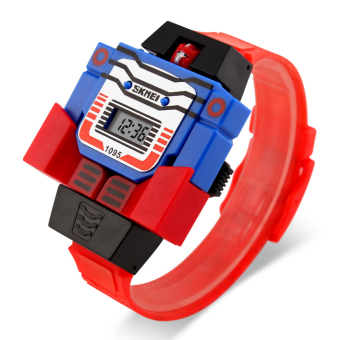 ... Barbie Karakter 3d Led Proyektor Red Raisya 011 Source · Jam tangan Pasangan. Source · Galeri Gambar SKMEI merek Watch 1095 Boys' Fashion kartun mobil ...