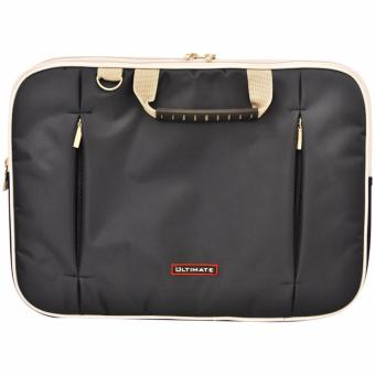 Ultimate Softcase / Slave / Cover / Tas Laptop Double Champ 12 inch DARK BLUE