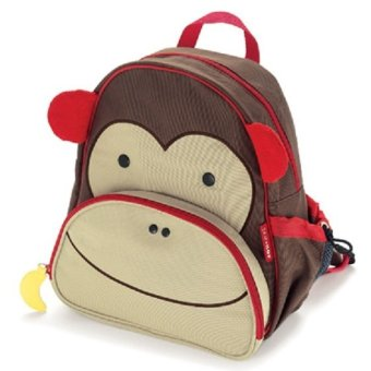Harga Skip hop Zoo Backpack Monkey