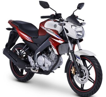 Harga Yamaha Motor New V-ixion KS - Merah