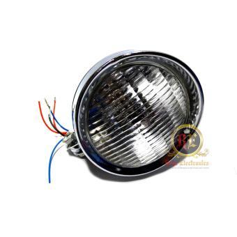 Lampu Motor Refektor Harley Crome ...