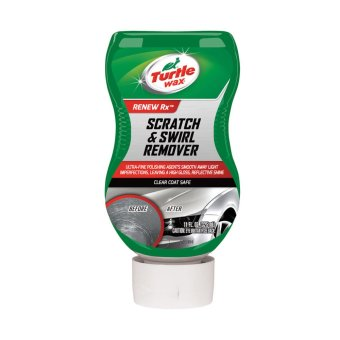 Harga Turtle Wax - Scratch & Swirl Remover