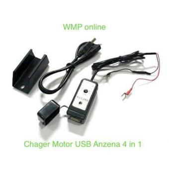 Harga Charger Motor Usb Anzena Charger HP