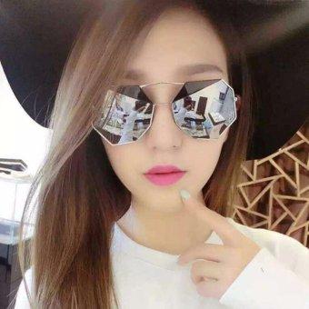 Oulaiou Fashion Accessories Anti-UV Trendy Reduce Glare Sunglasses O9020 - intl .