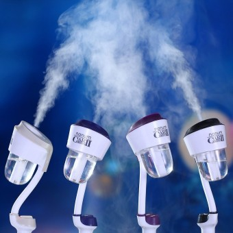 Nanum II USB Combined Purifiers & Humidifiers 12V Car charger Nebulizer Humidifier Mute .