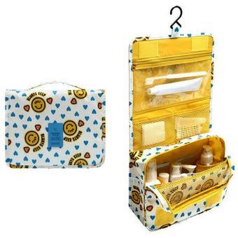 Ultimate Tas Kosmetik Peralatan Mandi / Organizer Gantung / Toilet Hanging Bag Organizer Motif IM OR
