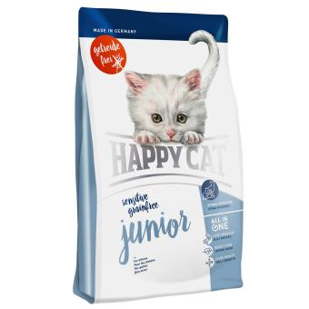 Harga Happy Cat Sensitive Grainfree Junior 4 Kg