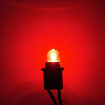 T10 194 168 W5W COB 8SMD silika super terang cahaya LED Bohlam Lampu .