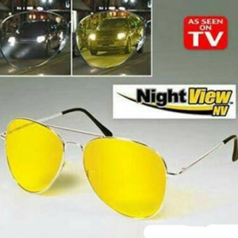 Harga Kacamata Night View Anti Silau - NV - Sunglasses