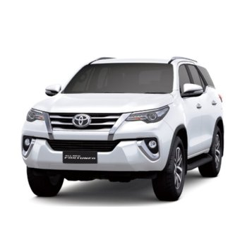 Harga Toyota All New Fortunner 4X4 VRZ A/T Diesel Luxury - Area Bandung