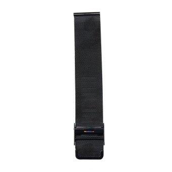 Kelebihan Kekurangan Fashion Milanese Stainless Steel 22mm Wrist 22MM Quick Release Stainless Steel WatchBand Band Strap