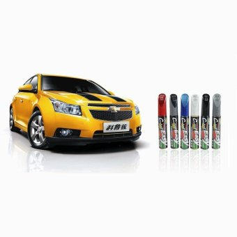 Harga GS Color-Easy Car Paint Pen Scratch Repair Hitam