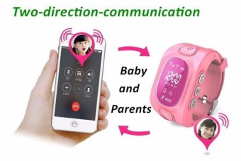 ... 2Cool Children Smart Watch with Phone Call SOS Anti Lose GPS Tracker WiFi Position Smart Watch ...