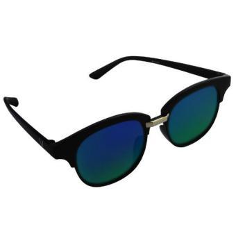 Cat Eye Retro Sunglasses CT MN5007 Green Mercury - 2 .