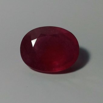 Harga Natural Ruby Jumbo Glass Filling